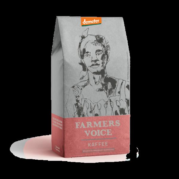 Farmers Voice - Kaffee - DEMETER