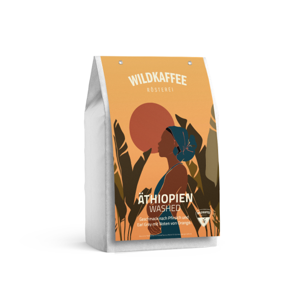 Äthiopien Washed - Filterkaffee